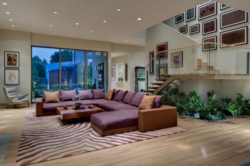 Astounding House Of Three Rooms By Marc Mccollom Architect Home Interior And Landscaping Oversignezvosmurscom