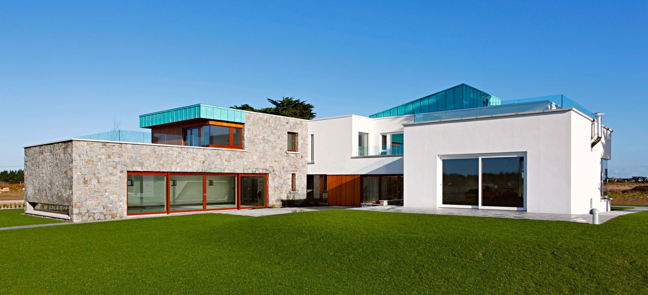 Longacres House by Damien Murtagh Architects (2)