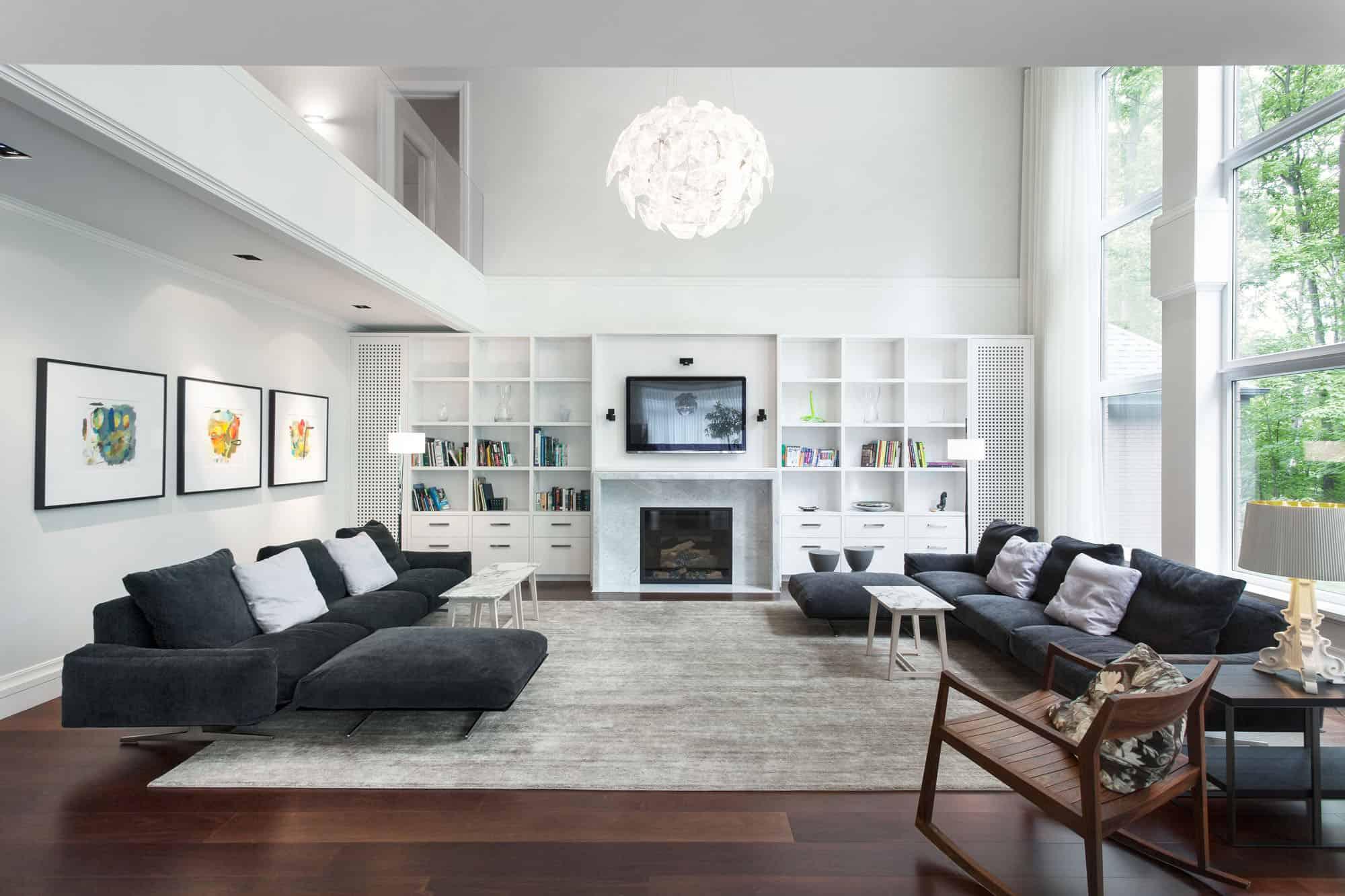 Deco Design Maison. Dco Rcupu Dans Toute La Maison With Deco Design ...