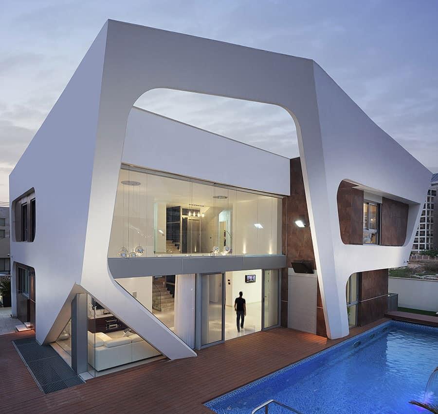 Neighborhood XVII Residence by Zahavi Architects