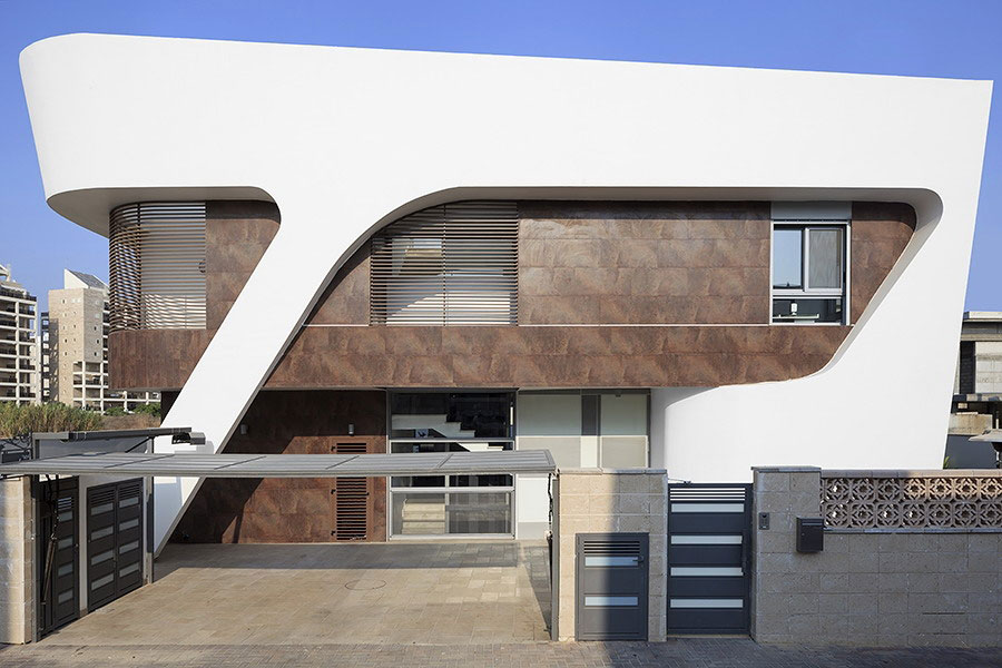 Neighborhood XVII Residence by Zahavi Architects (9)