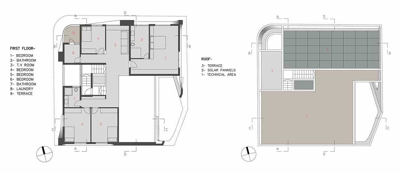 Neighborhood XVII Residence by Zahavi Architects (11)