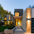 Ottawa River House by Christopher Simmonds Architect (1)
