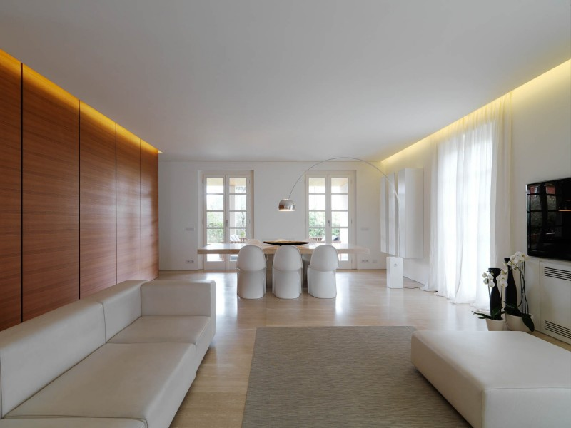 Contemporary House Interior. View in gallery Soldati House Interior by Victor Vasilev