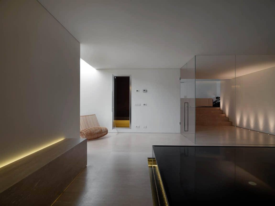 Soldati house interior by victor vasilev