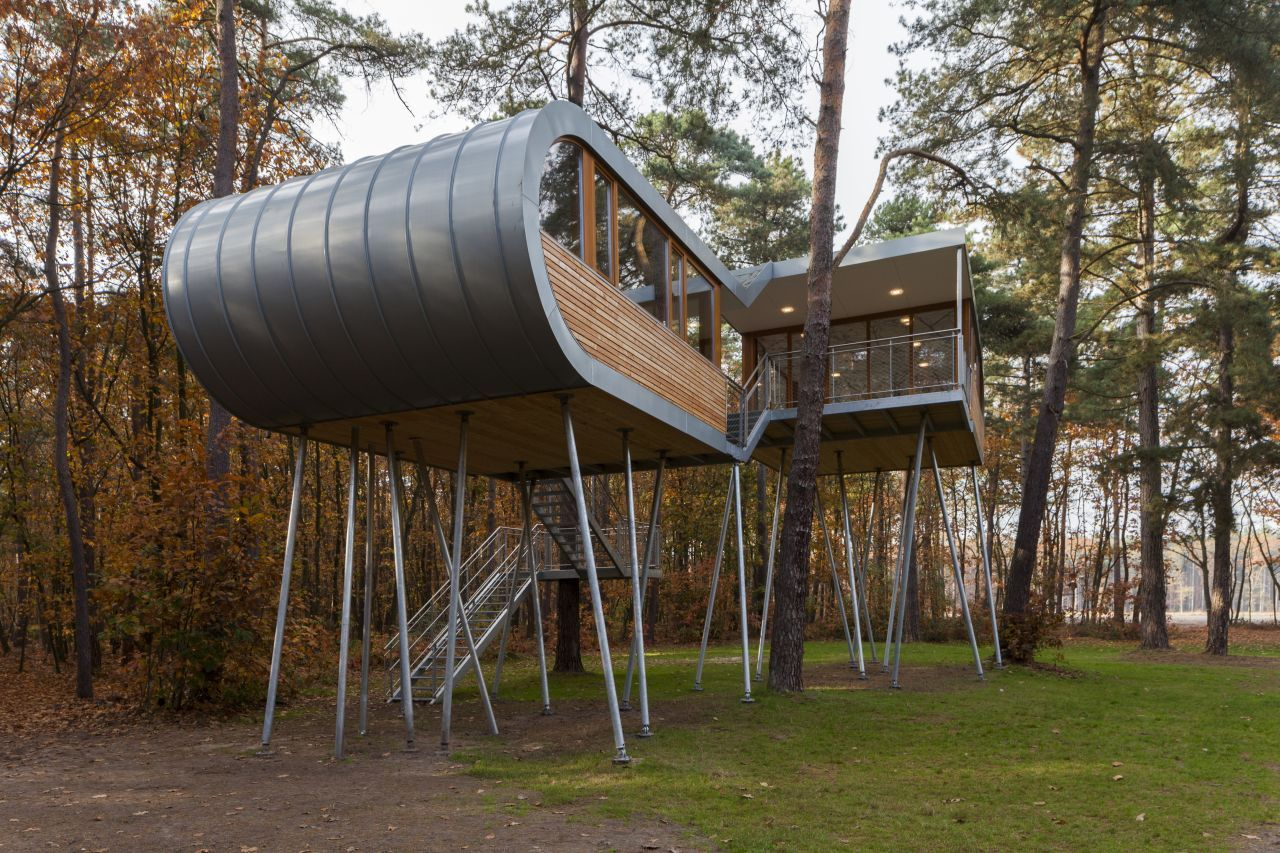 THE TREEHOUSE by Baumraum (5)
