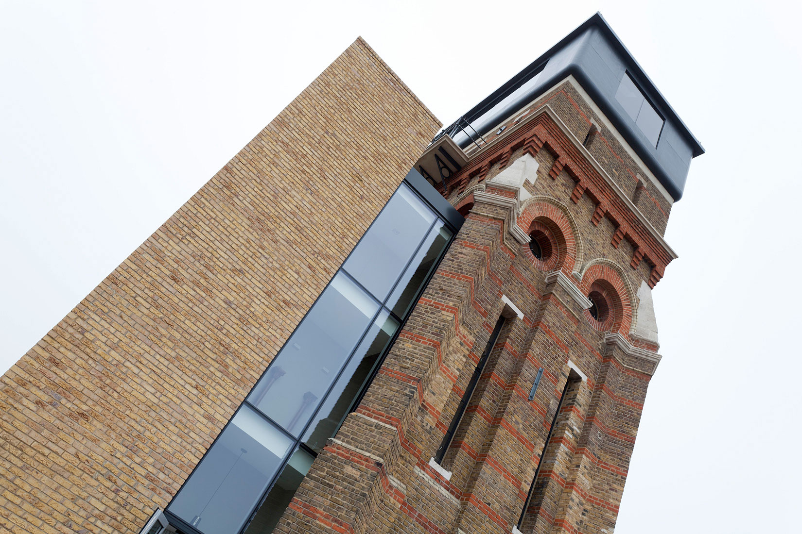Lambeth Workhouse Water Tower (1)