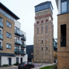 Lambeth Workhouse Water Tower (2)