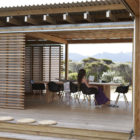 Timms Bach, Beach Shelter by Herbst Architects (3)