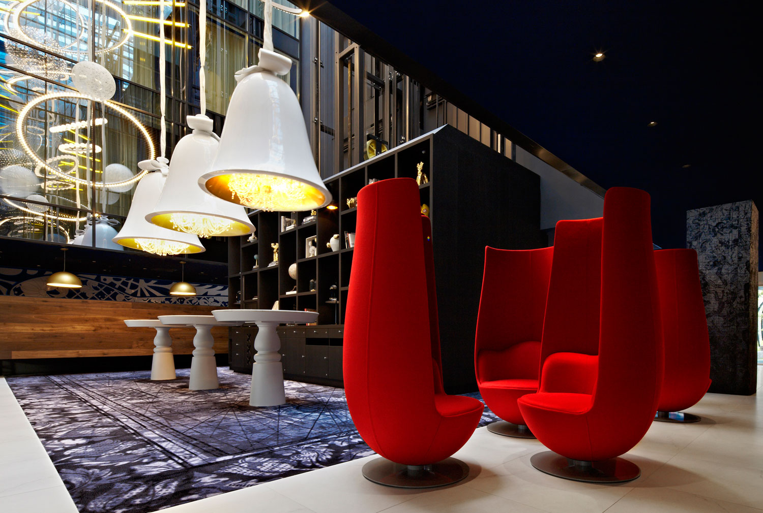 Andaz Amsterdam Hotel by Marcel Wanders (3)
