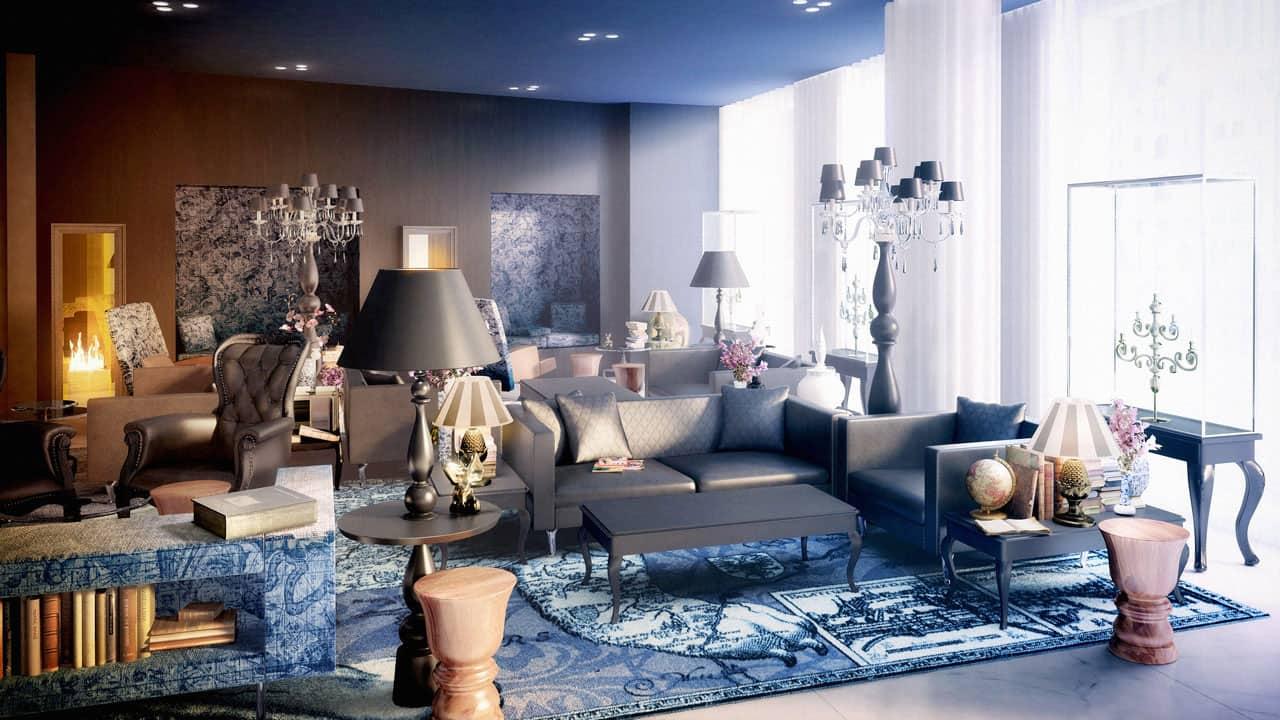 Andaz Amsterdam Hotel by Marcel Wanders (7)