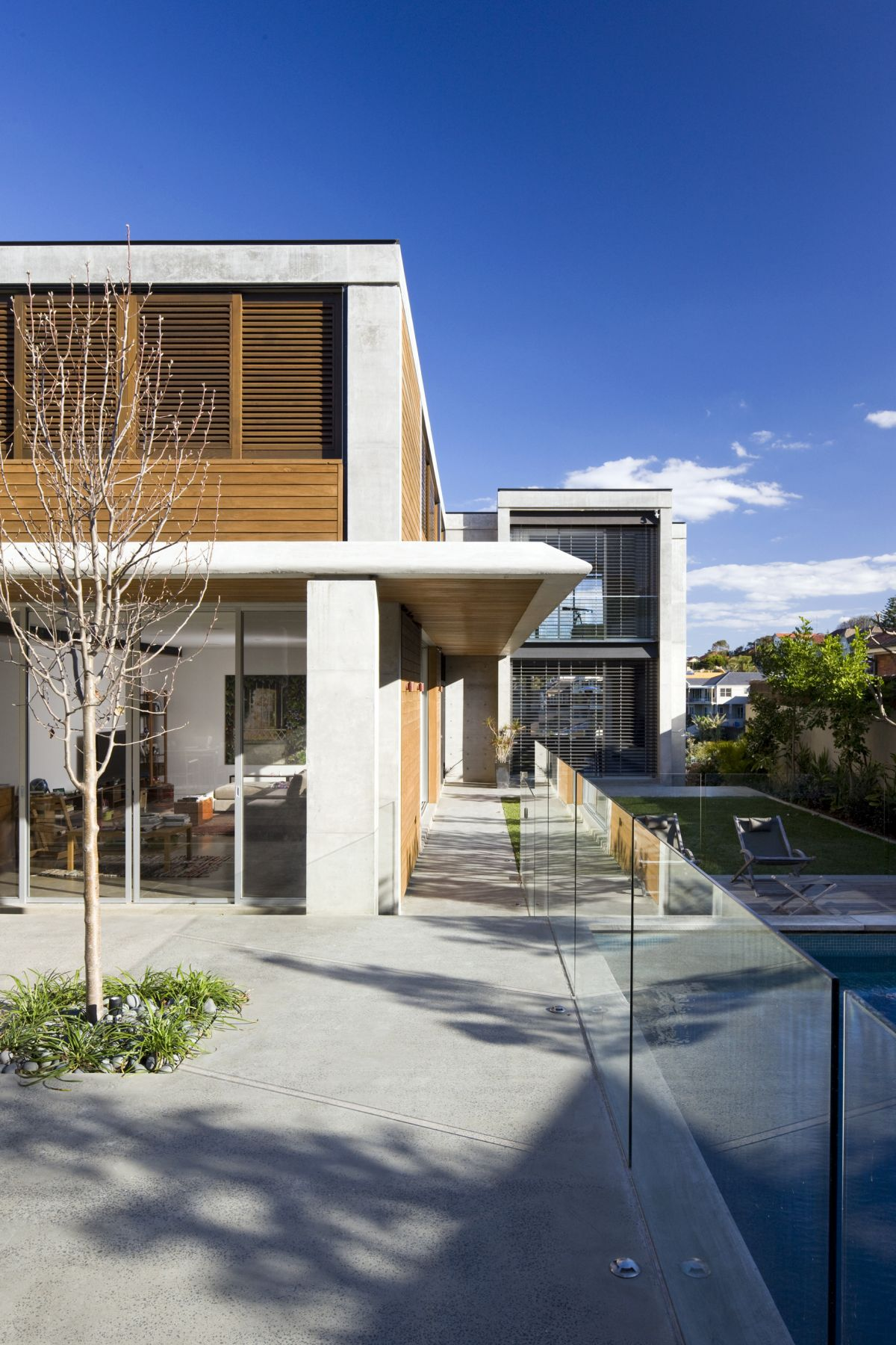 The Clovelly Residence by Tzannes Associates (1)