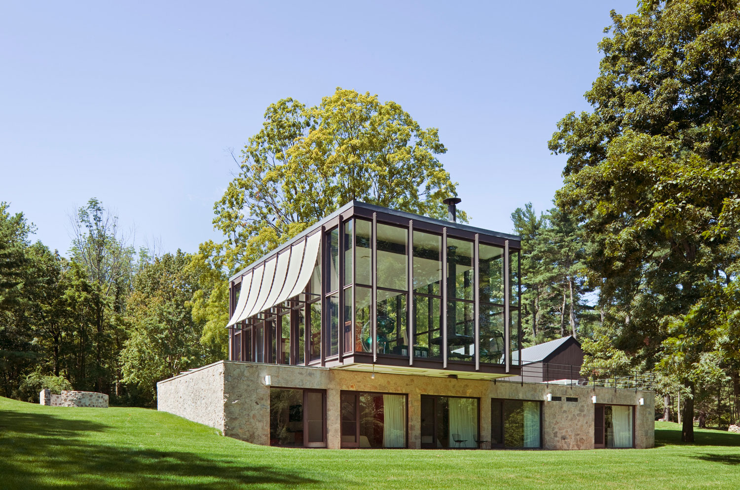 Country Estate by Roger Ferris and Partners (4)