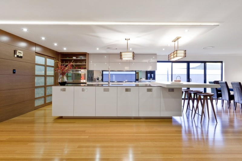 kitchen front design. Designer Kitchen In Samford By Kim Duffin Of Sublime Architectural Interiors East Meets West Darren James