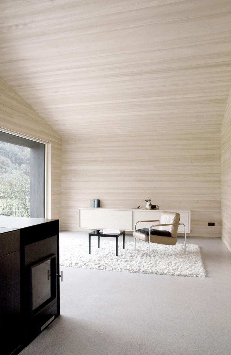 House for Gudrun by Sven Matt