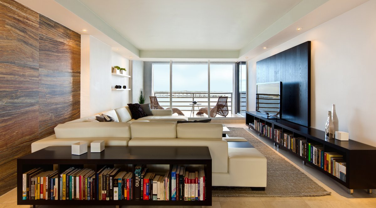 Apartment Remodel by DEN Architecture