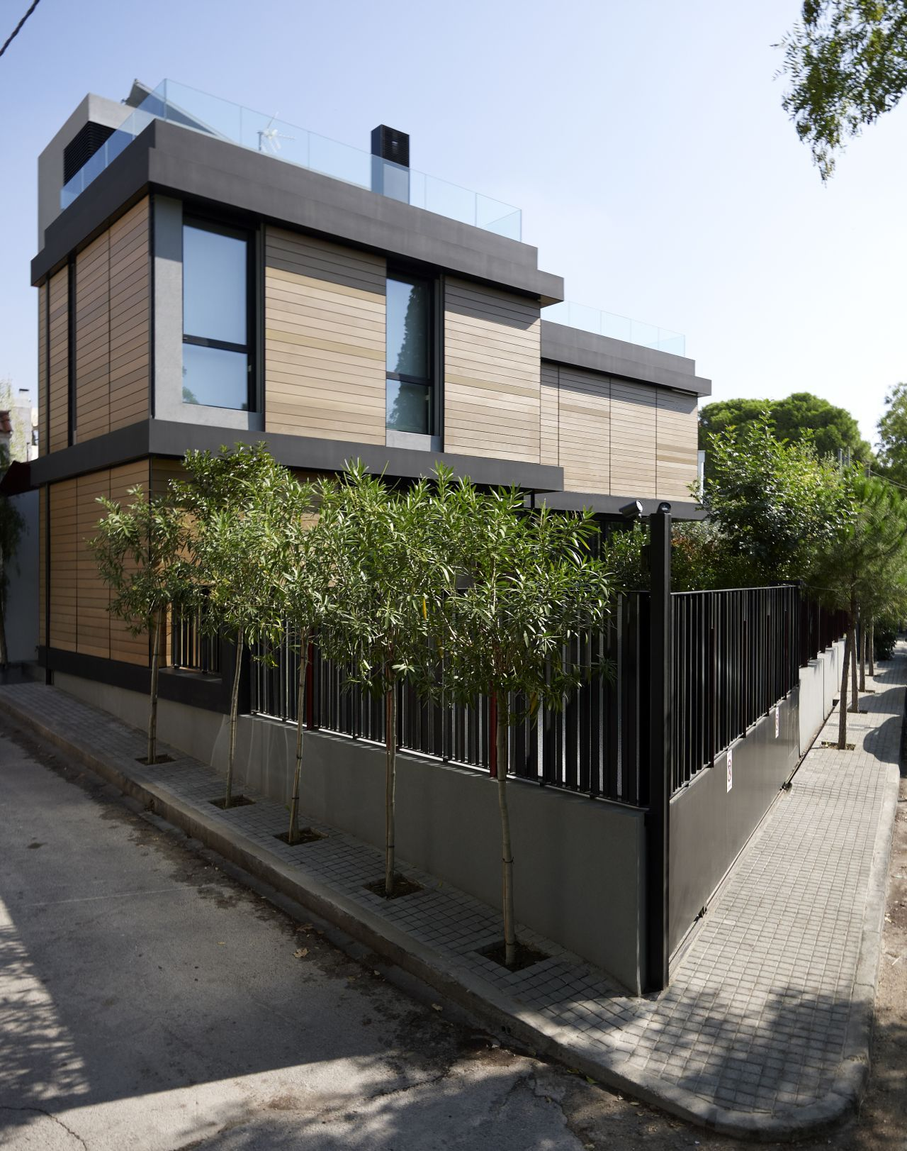 Single Family House in Kifisia by Spacelab (5)