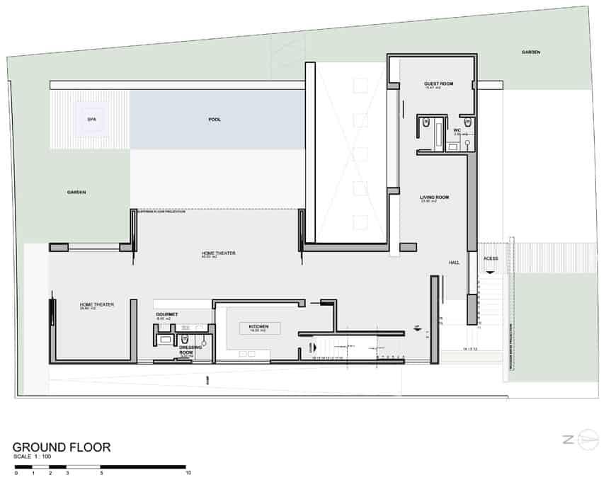 SF House by Studio Guilherme Torres (16)