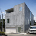 Takanawa House by O.F.D.A.: Hiroyuki Ito  (1)