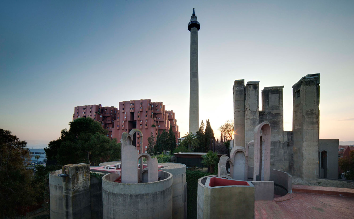 The Factory by Ricardo Bofill (1)