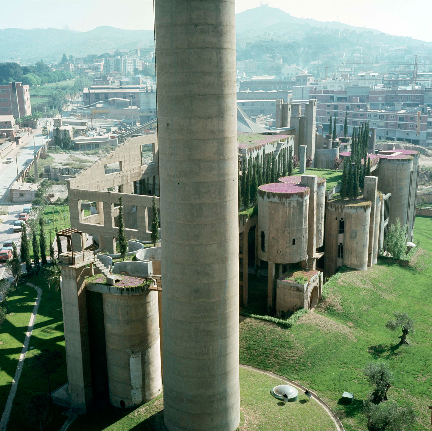 The Factory by Ricardo Bofill (2)