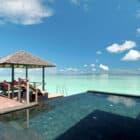 Hilton Maldives/Iru Fushi Resort and Spa Infinity Pool