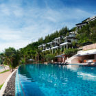 Conrad Koh Samui Resort and Spa Infinity Pool