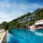 Conrad Koh Samui Resort and Spa Infinity Pool