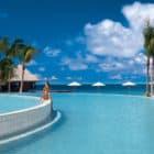 Hilton Bora Bora Nui Resort Infinity Pool