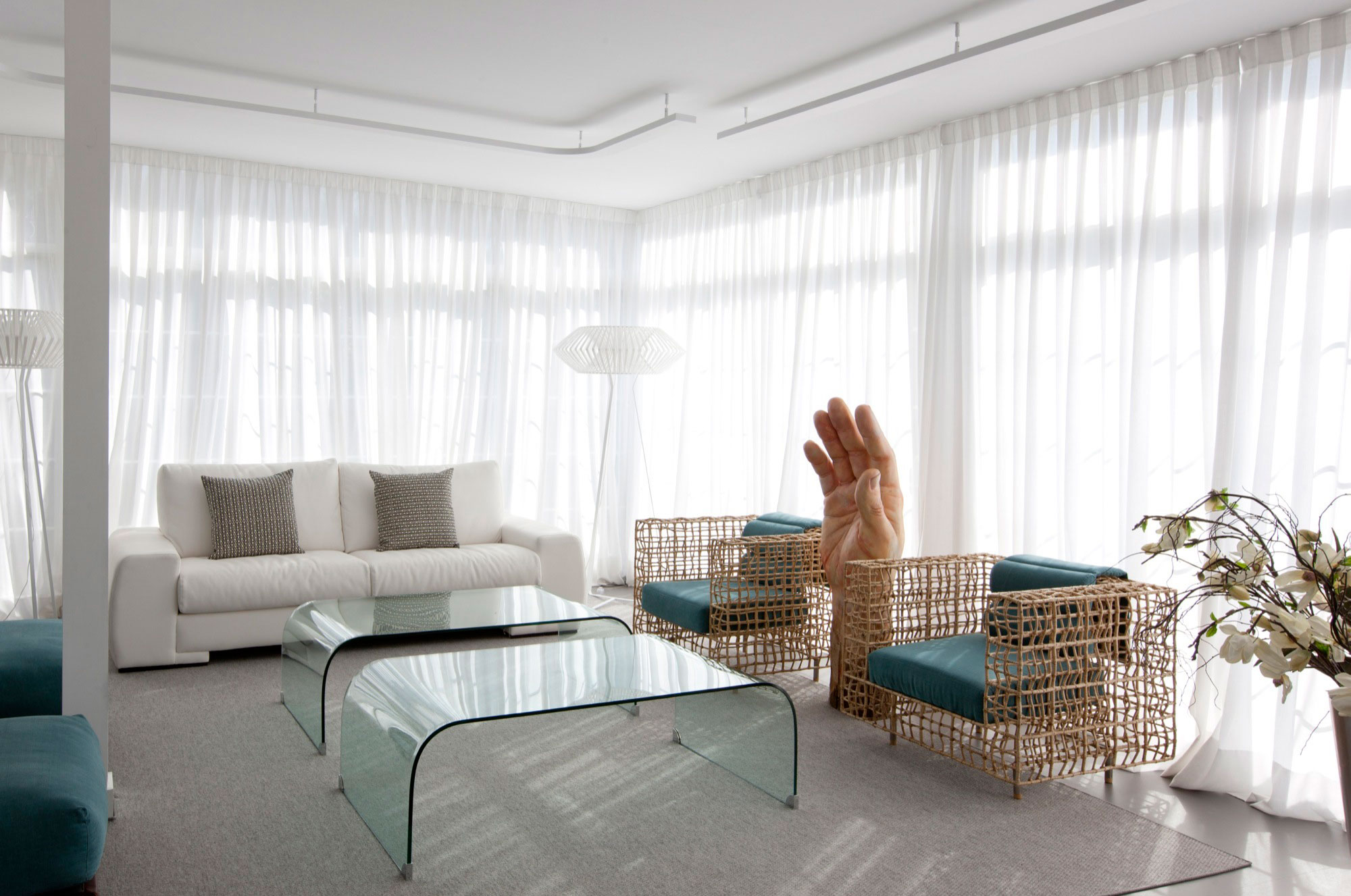 Apartment in Madrid by IlmioDesign (1)