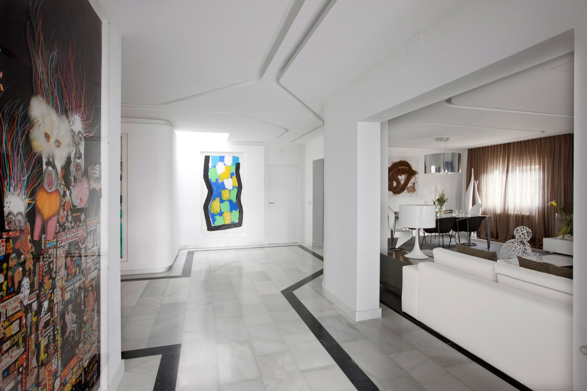 Apartment in Madrid by IlmioDesign (5)