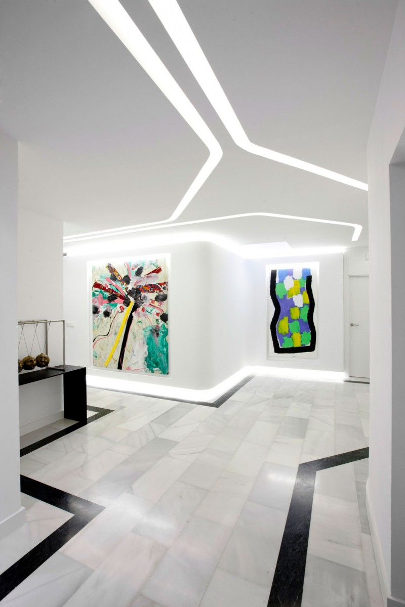 Apartment in Madrid by IlmioDesign