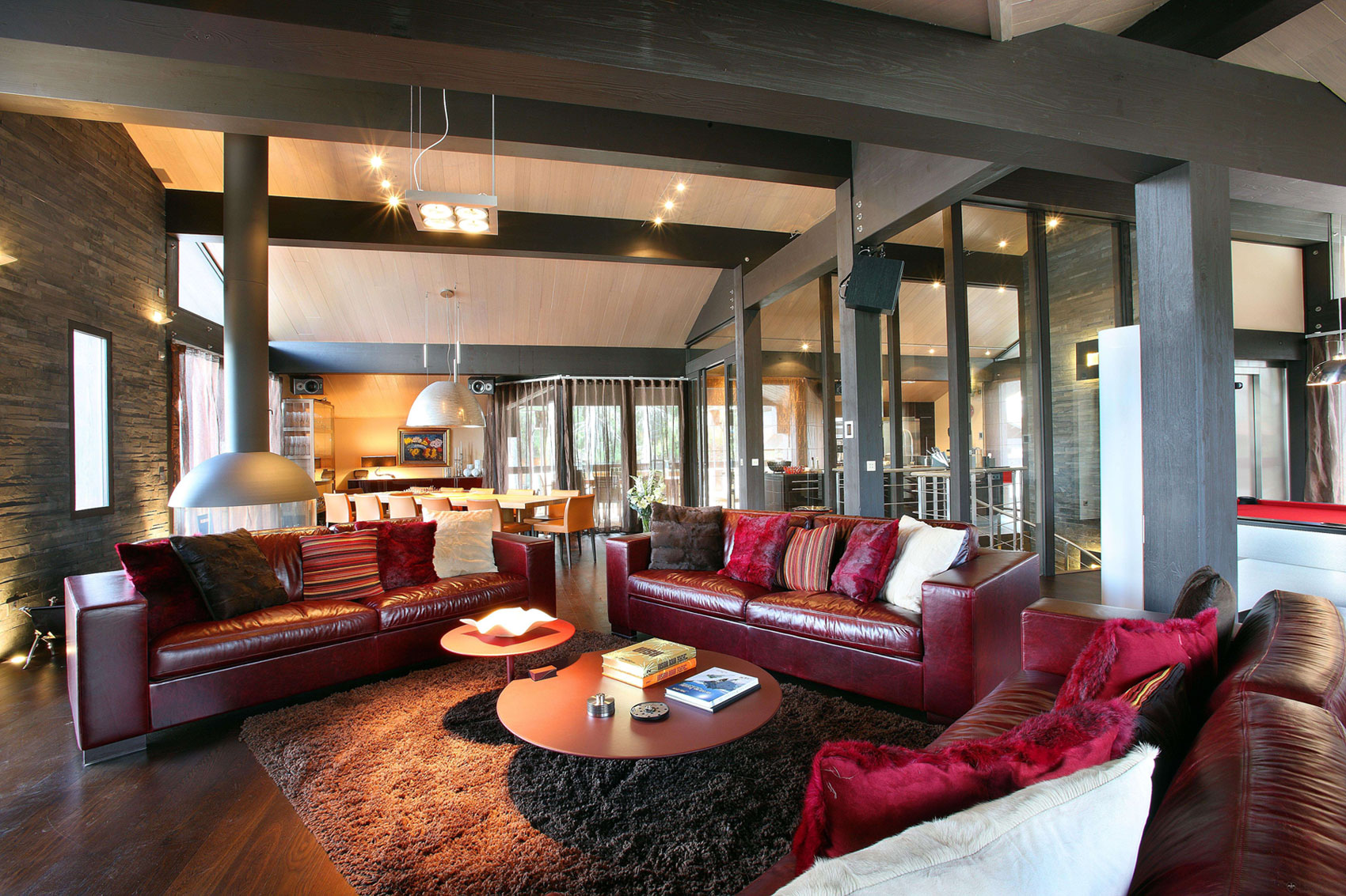 Chalet E 1850 in Courchevel, French Alps (4)