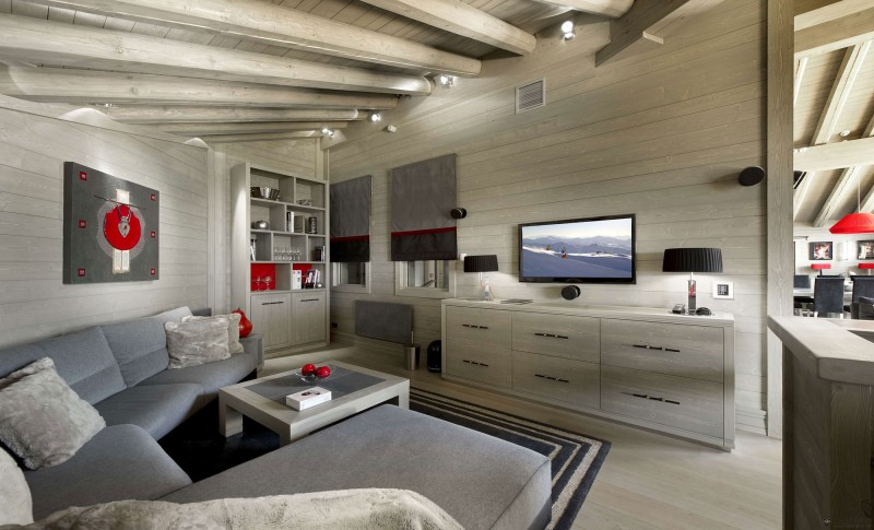 Chalet K2 in Courchevel, the French Alps