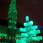 Christmas Tree 2.0 in Brussels (2)