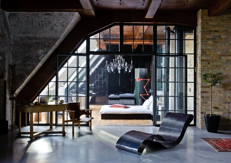 & Eclectic Apartment in Budapest