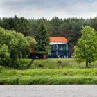 A House in the Woods of Kaunas by Studija Archispektras (1)