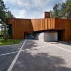 A House in the Woods of Kaunas by Studija Archispektras (5)