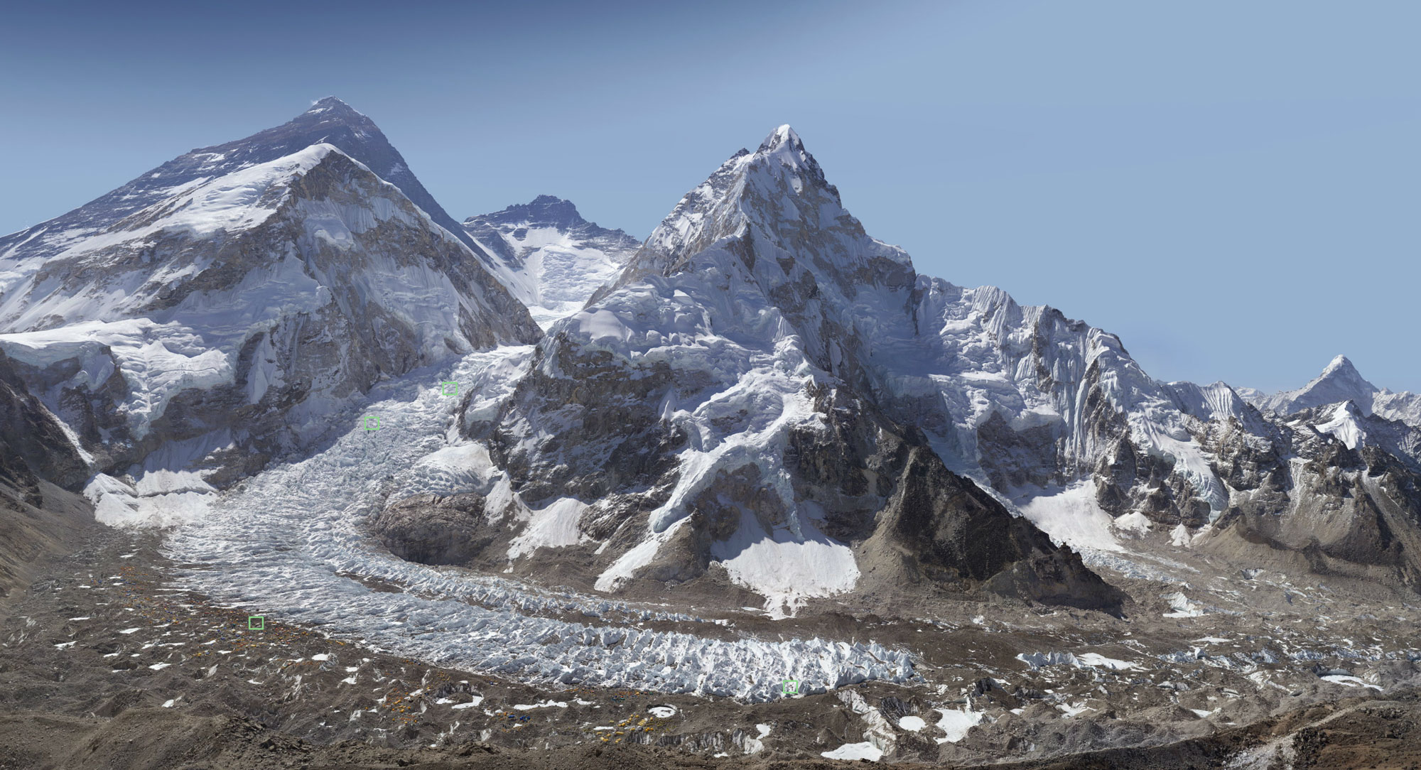Incredible Two Billion Pixel Interactive Image Of Everest