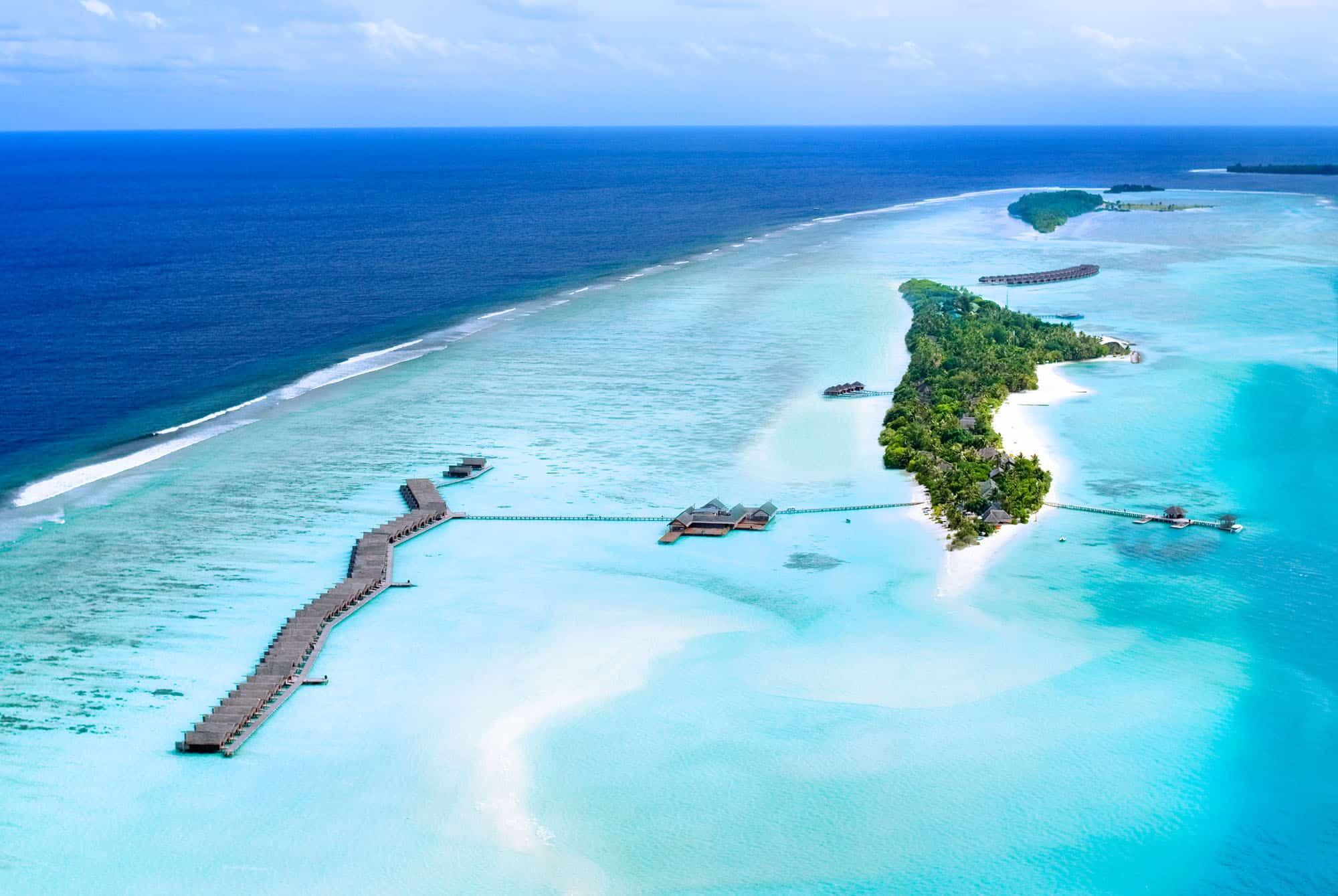 5 Star LUX* Maldives Resort