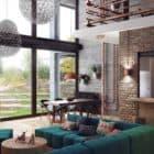 Loft-Like Interior Design by Uglyanitsa Alexander (2)