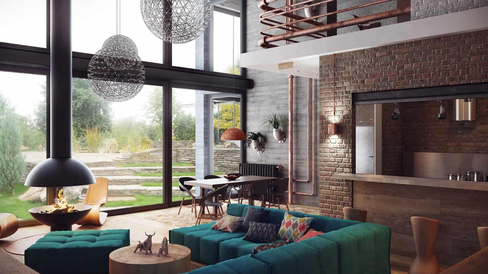 Loft Interior Design Like Interior Designuglyanitsa Alexander