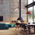 Loft-Like Interior Design by Uglyanitsa Alexander (4)