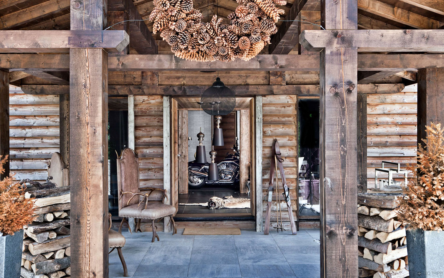 One Oak Chalet in Combloux, the French Alps (1)