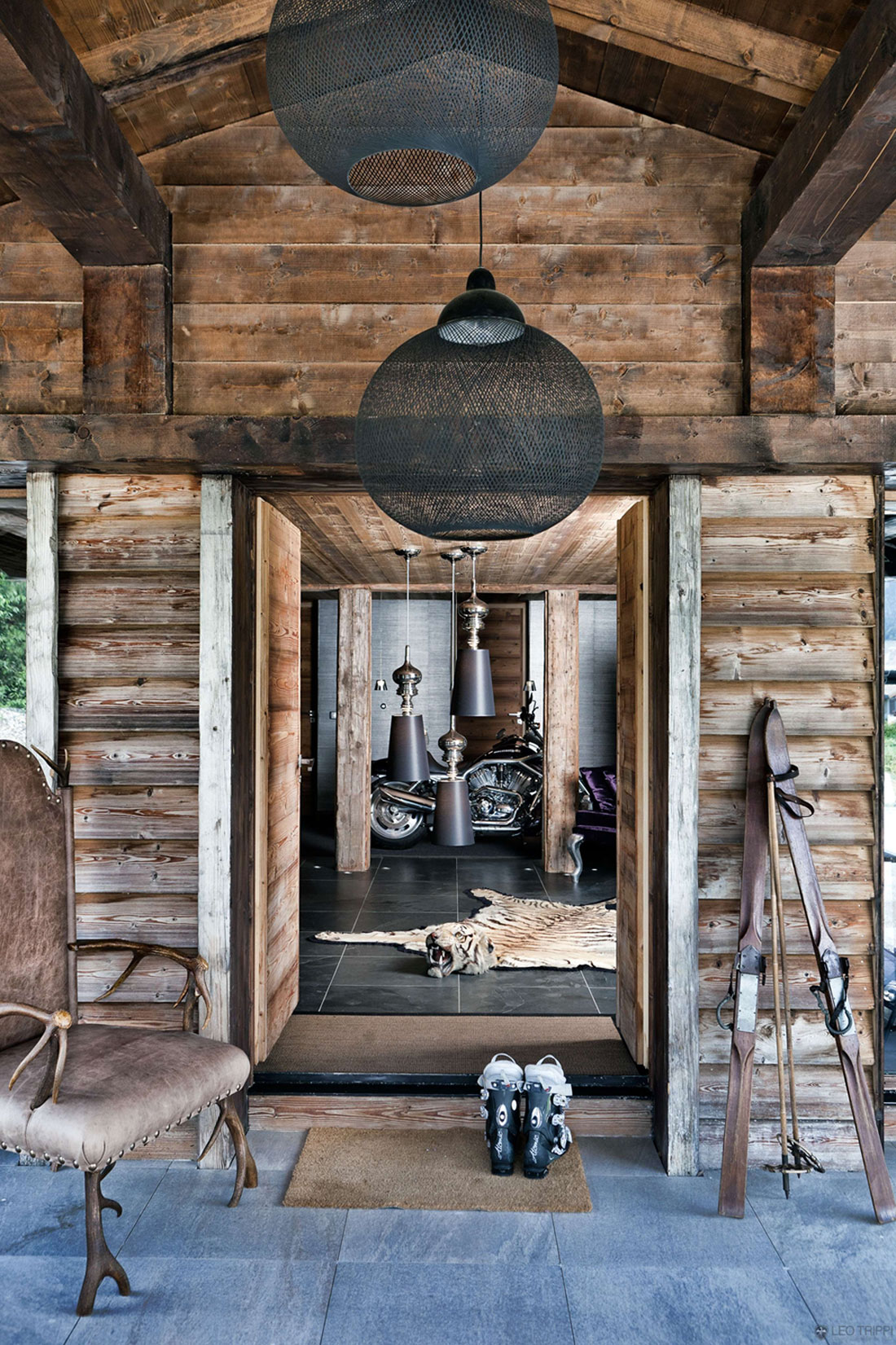 One Oak Chalet in Combloux, the French Alps (2)