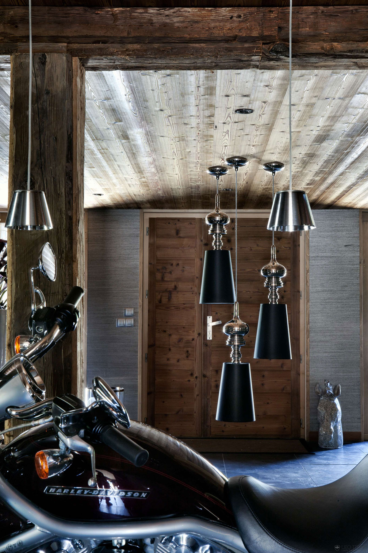 One Oak Chalet in Combloux, the French Alps (5)