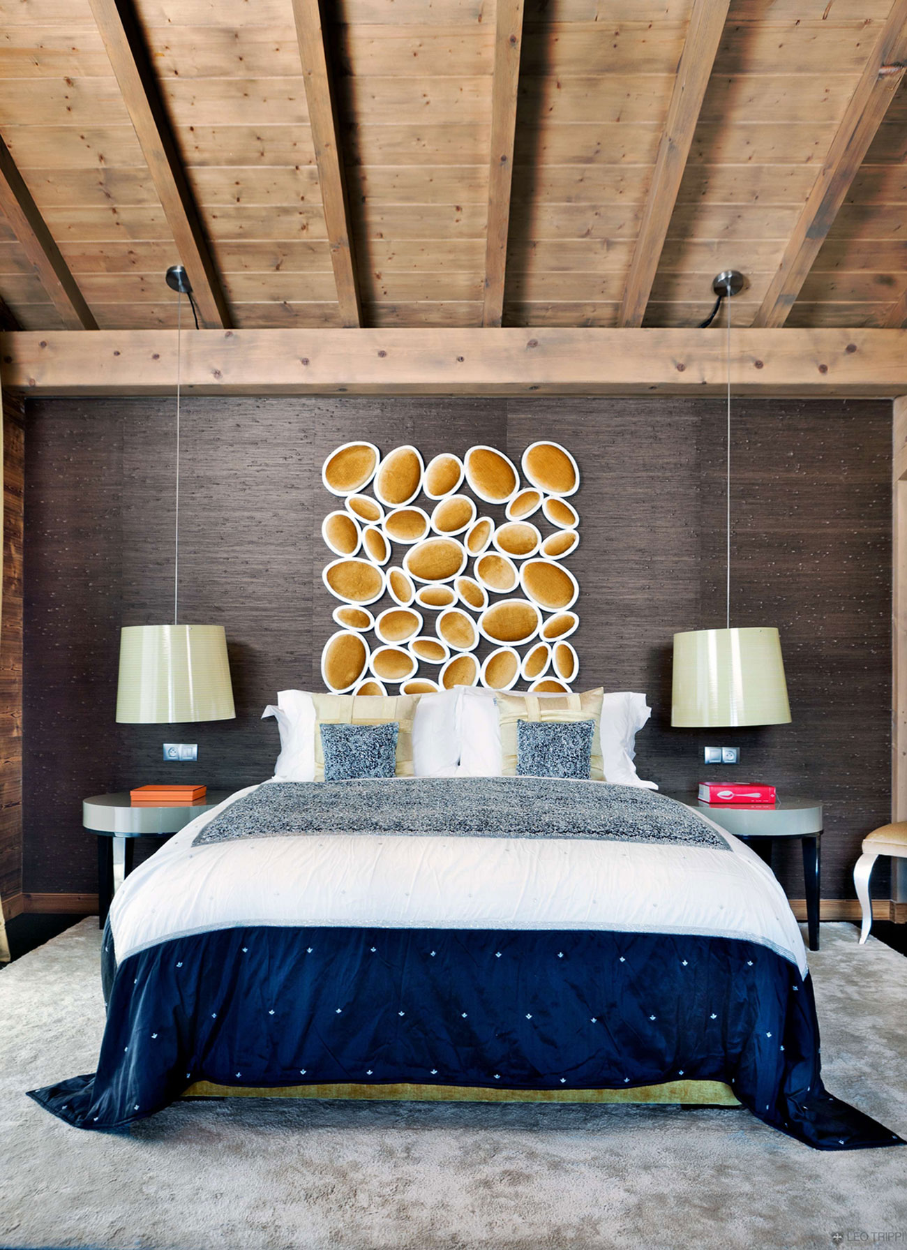One Oak Chalet in Combloux, the French Alps (13)