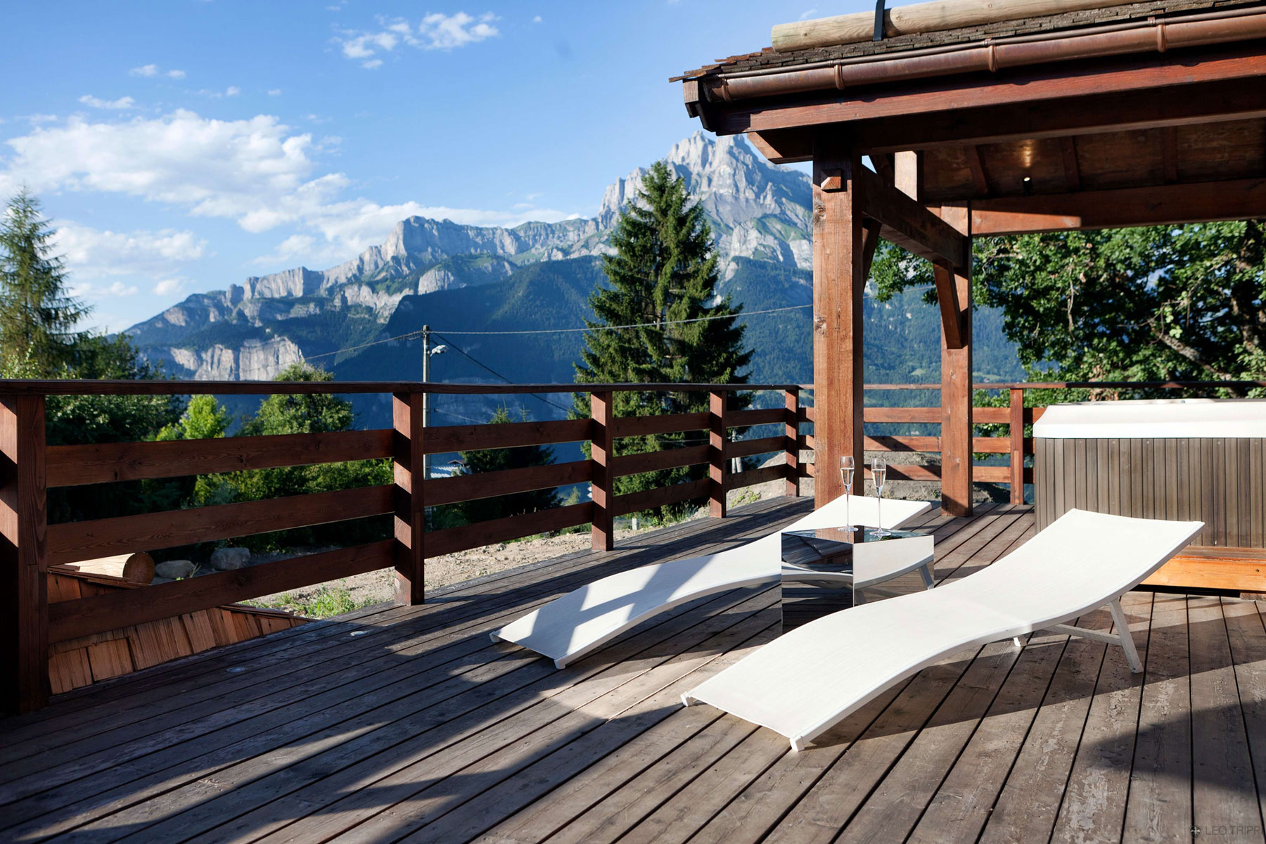 One Oak Chalet in Combloux, the French Alps (19)