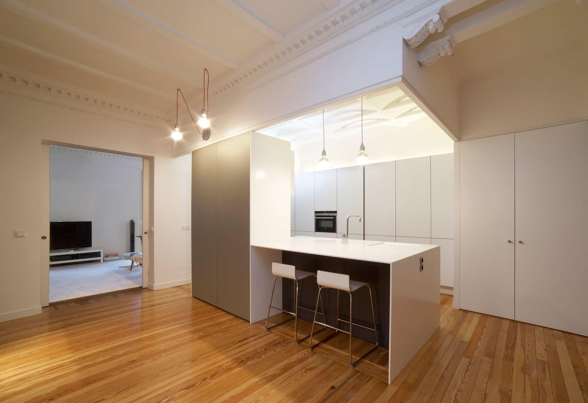Ortega y Gasset Home by Beriot, Bernardini Arquitectos (4)
