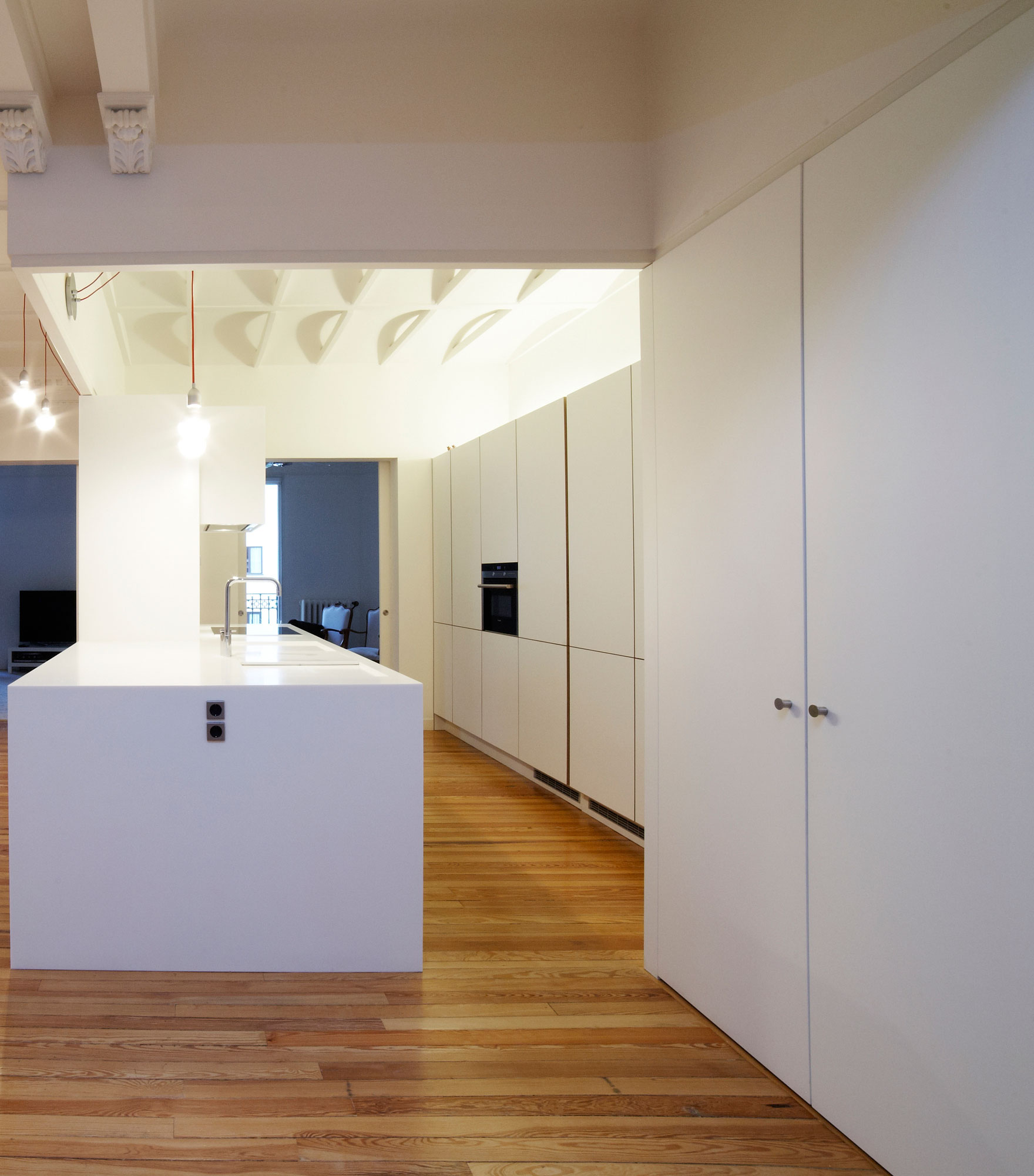 Ortega y Gasset Home by Beriot, Bernardini Arquitectos (5)